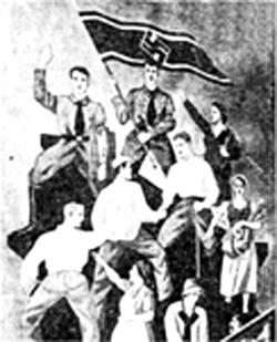 nazimalerei-linkeWand
